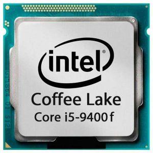 پردازنده مرکزی اینتل سری Coffee Lake مدل Core i5-9400f