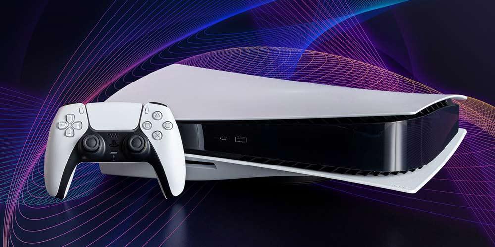 کنسول بازی سونی مدل PlayStation 5