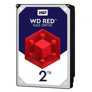 هارددیسک اینترنال وسترن دیجیتال مدل Red WD20EFAX ظرفیت 2 ترابایت