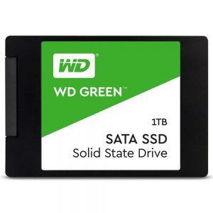 اس اس دی اینترنال وسترن دیجیتال مدل Green PC ظرفیت 1 ترابایت
