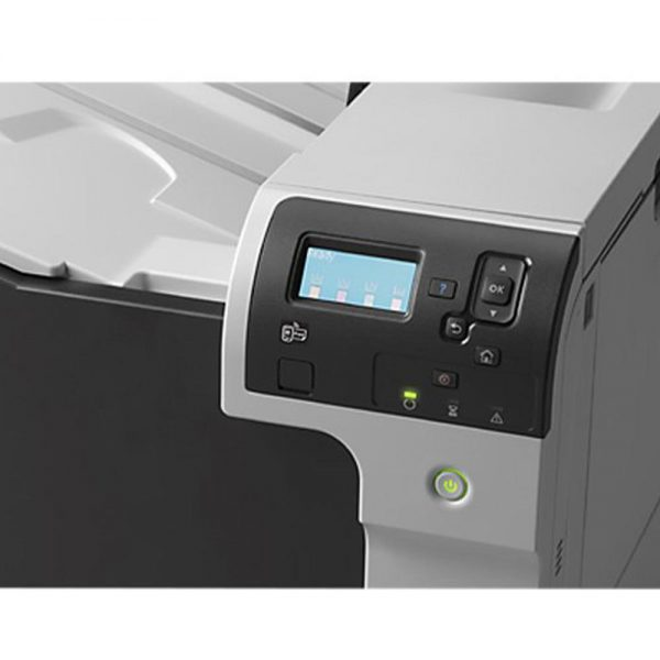 پرینتر رنگی لیزری اچ پی مدل LaserJet Enterprise M750n